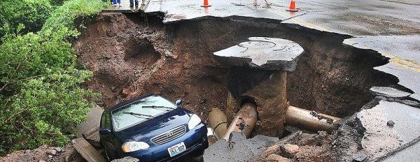 Collapse Coverage and Sinkhole Loss Coverage