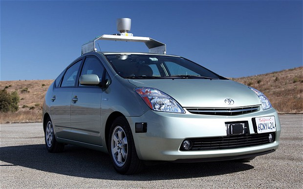 Driverless Cars: Impact on Your Auto Insurance