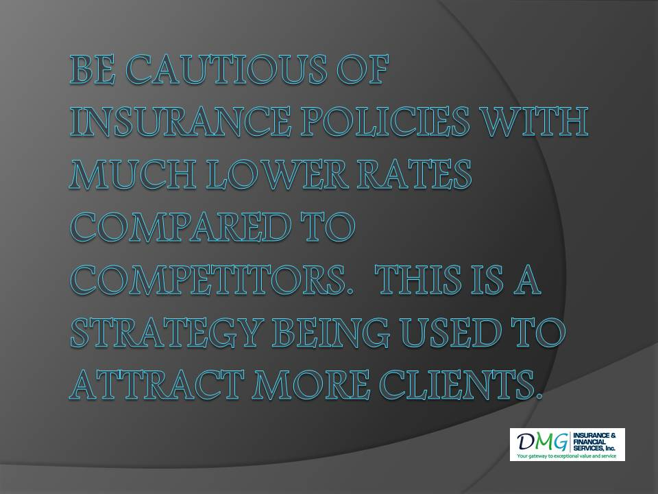DMG Insurance & Financial Services Blog  Auto and Homeowners Insurance Trends in Florida
