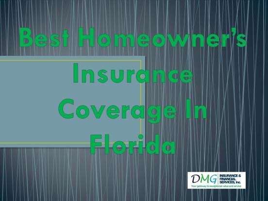 best homeowners insurance coverage