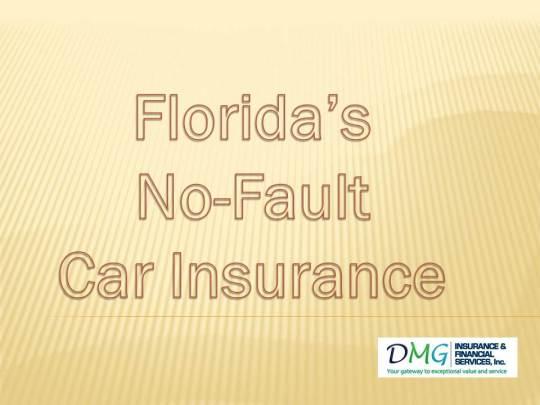 no-fault car insurance