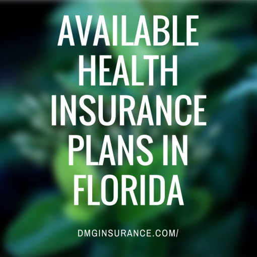 Available Health Insurance Plans in Florida